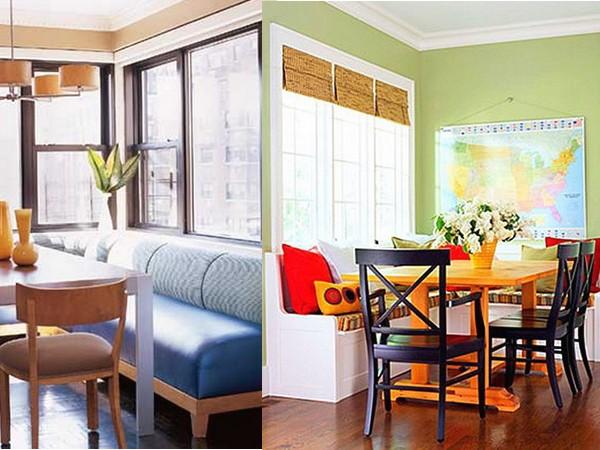 Примеры угловых кухонных диванов для сна