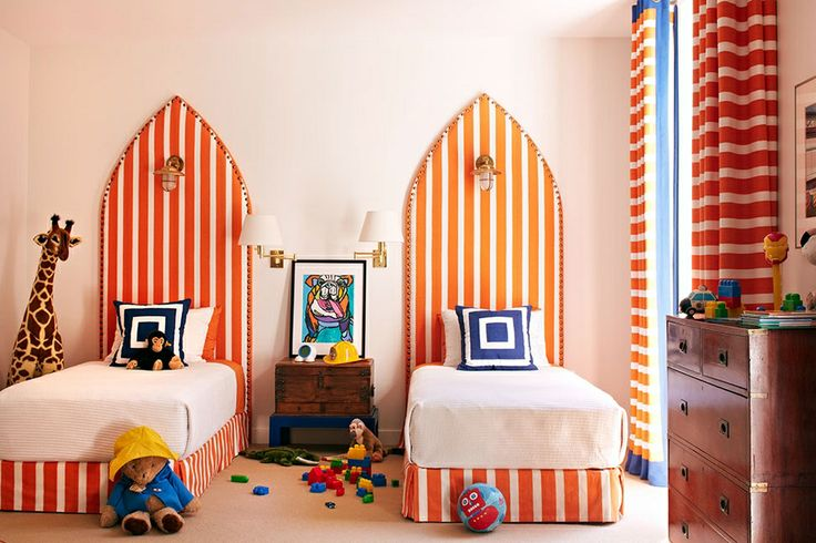 Мягкое основание для детских кроватей