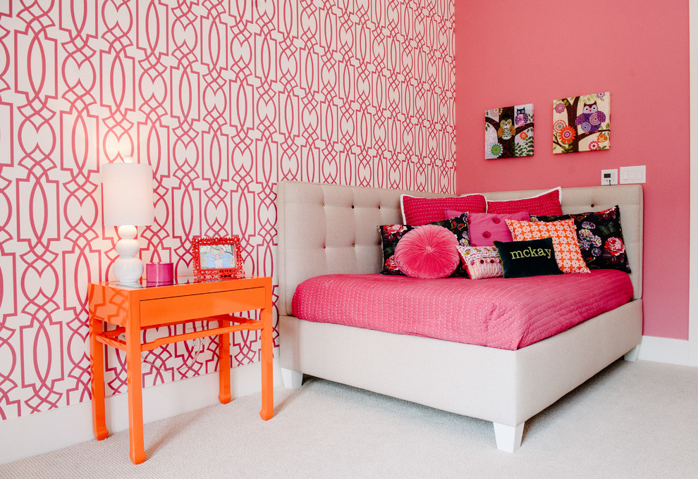 Psychological Effects Of The Color Pink  Home Decorating