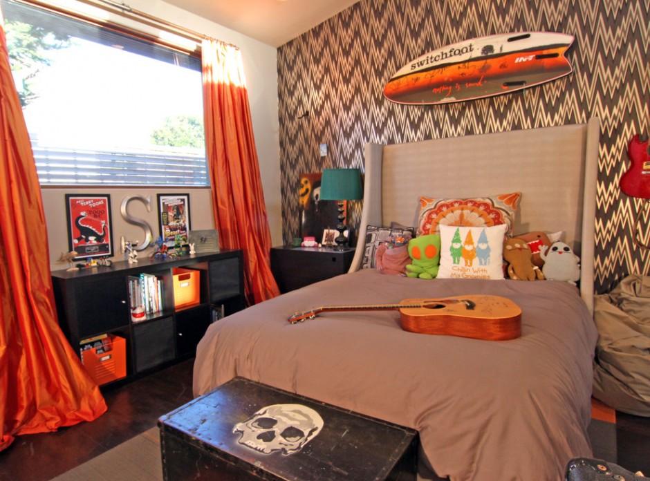 Декор комнаты-подростка