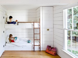 Планировка маленькой детской комнаты - 50 фото примеров