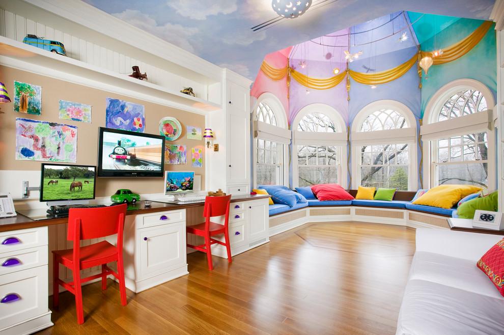 Африканский стиль в оформлении детской комнаты