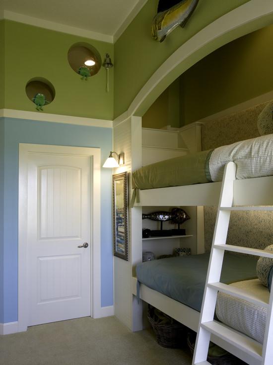 Фото из портфолио Детская комната для мальчика