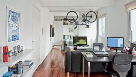 Интерьер недели: Квартира дизайнера