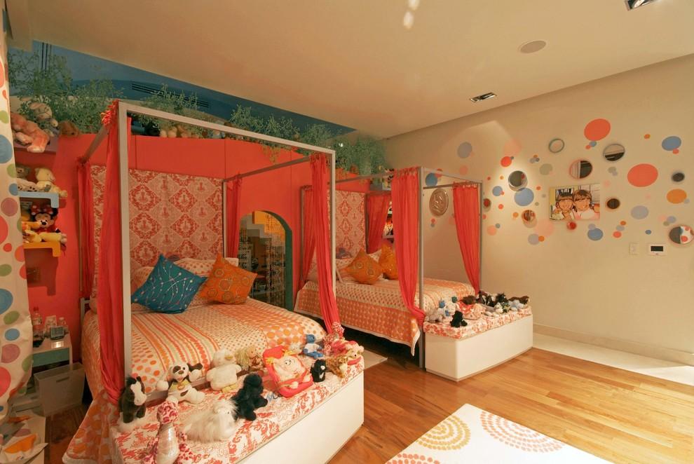 Авангард в детской комнате-подростка