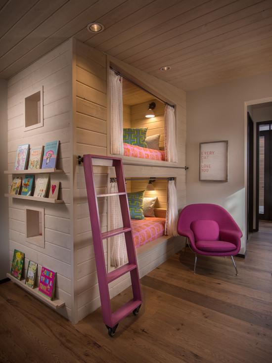 Комнатки внутри комнаты для маленьких детей