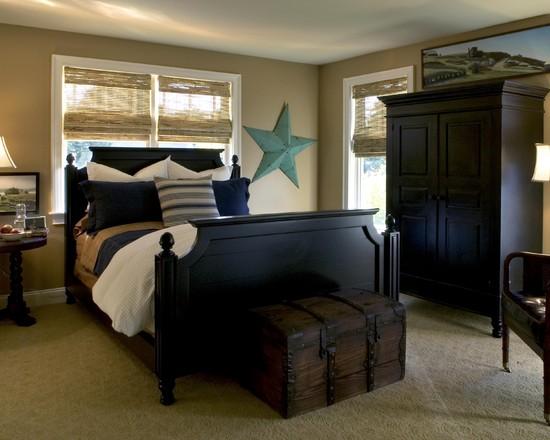 Морские нотки в оформлении подростковой комнаты