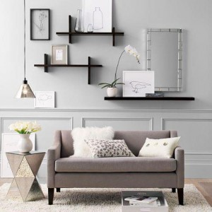 Contemporary-Black-Flaoting-Shelves