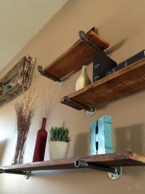 Indsutrial-Floating-Shelves