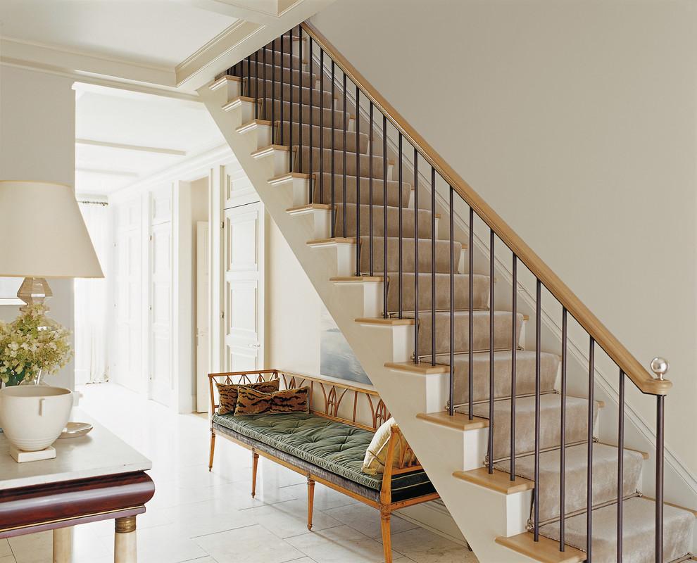 Дизайн лестницы в доме