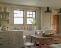 Кухня в Британском стиле – достойная английской королевы