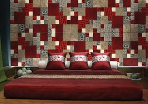 patchwork-wall-decoration-bedroom-decorating-ideas