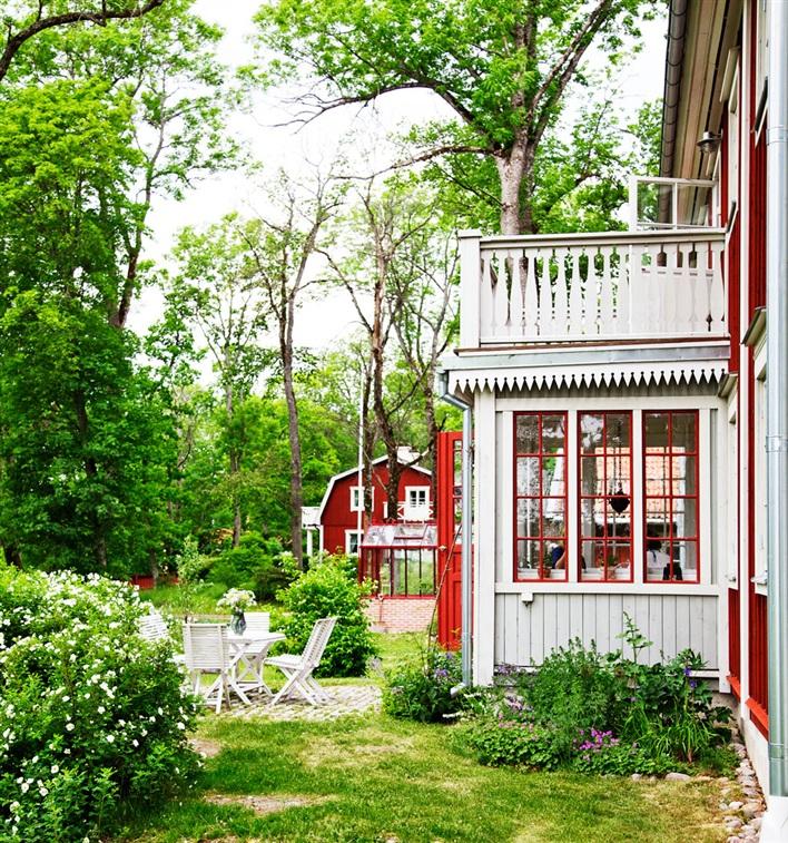 Интерьер недели: Победа норвежской классики 7