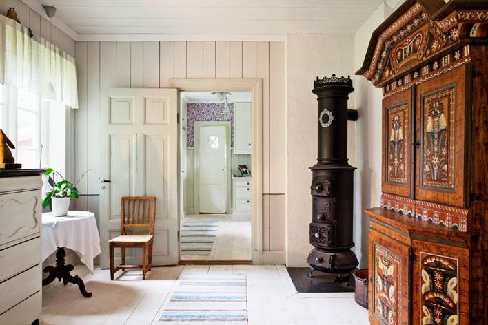 Интерьер недели: Победа норвежской классики 12