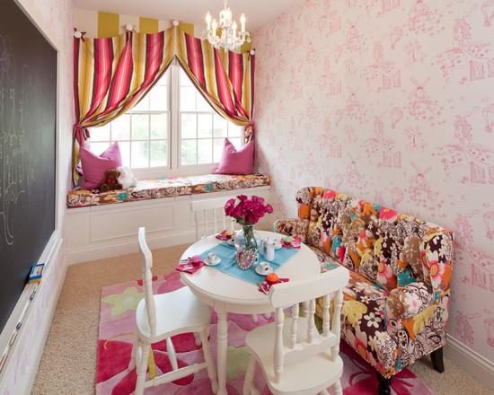 Детская комната для занятий уроками