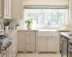 Бежевая кухня правила сочетания и идеи дизайна