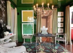 10-Dazzling-Pantone-Emerald-Green-Interior-Ideas-4