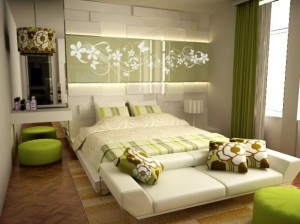 Green_Accented_White_Bedroom_by_RyoSakaZaQ-582x436