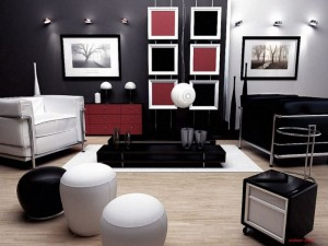 Red-Black-and-White-Living-Room-Decor3