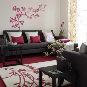 Red-Black-and-White-Living-Room-Decor7
