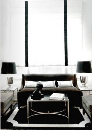 black-living-room