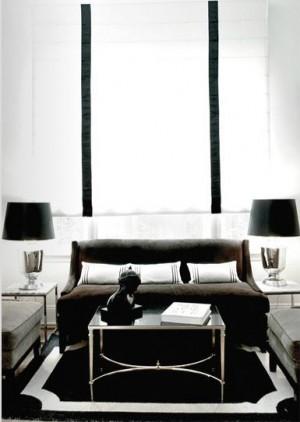 black-living-room
