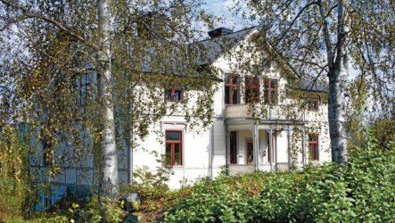 Интерьер недели: Сельский дом в Вестерноррланде
