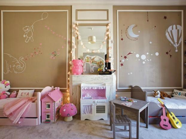 Детская комната для маленьких детей