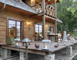 Интерьер недели: Сельский дом в Польше