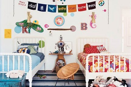 Room ideas for boy and girl room
