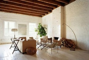 office-design-white-painted-brick-wall