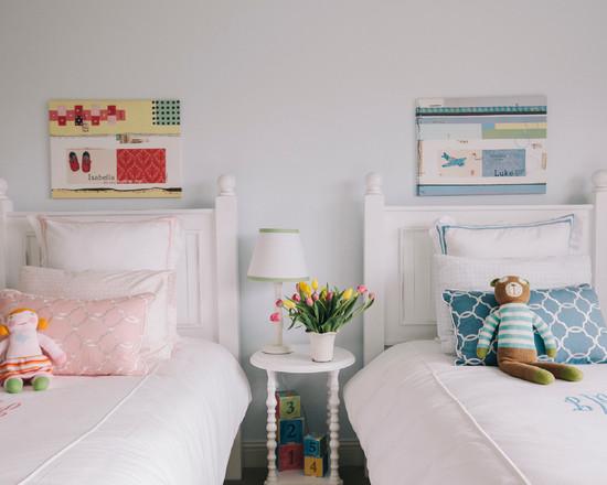 Картины над кроватью как отличительная черта ребенка