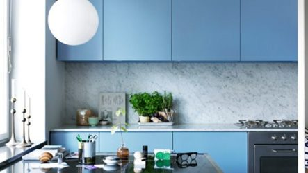 Синяя кухня – путь к успеху