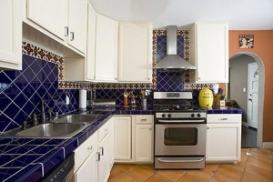 awesome-blue-kitchen-color-scheme-interior