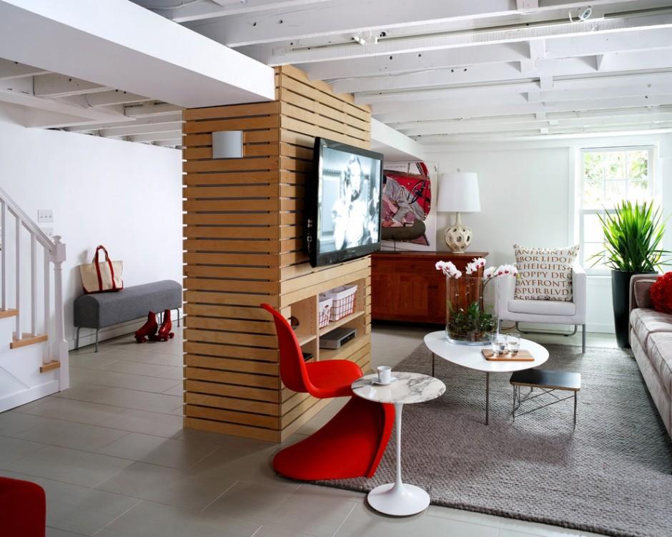 Декоративная колонна для TV системы