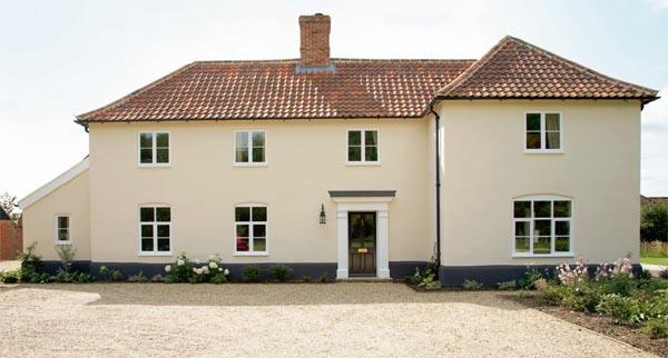 Интерьер недели: Английский фермерский дом