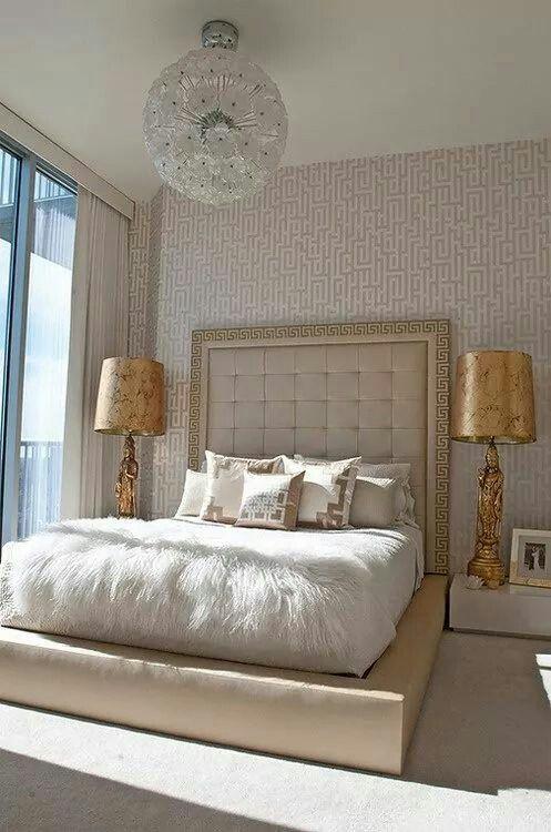 спальня в гречкском стиле