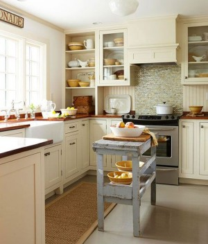 Country Square Kitchen Layout Ideas Beige Kitchen Cupboard Paint