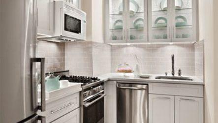 Чудеса преображения кухни в 7 кв м
