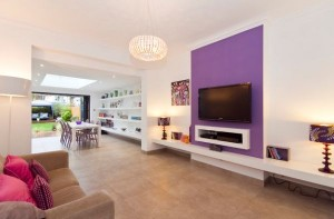 Color-a-part-of-the-wall-or-just-one-side-of-the-room-in-purple-to-highlight-the-area