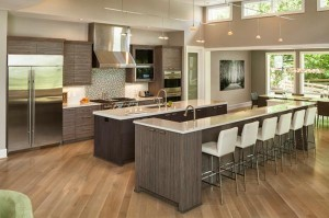 Contemporary-Shades-Grey-Kitchen-Design