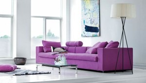 Sometimes-all-you-need-is-a-couch-in-purple-to-liven-up-a-bland-setting