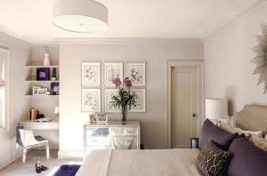 Subtle-touches-like-purple-flowers-and-photo-frames-can-make-a-distinct-impact