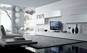 White-minimal-living-room