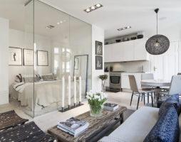 Основные премудрости удачного дизайна квартиры-студии