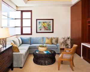 Интерьер маленькой гостиной - 100 фото примеров