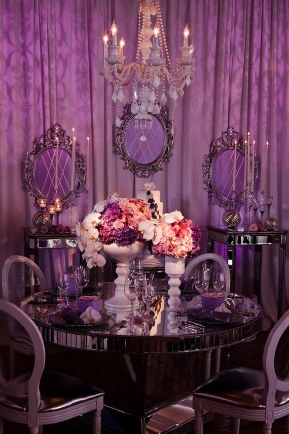 фиолетовый цвет в