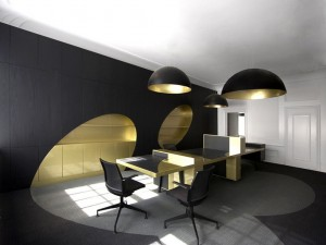 Black-And-Gold-Power-Office-Interior-Design-Ideas