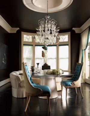 Black-Walls-dining-room-freshome