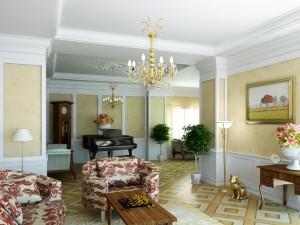 Classic-Interiors-grand-piano-gold-accents